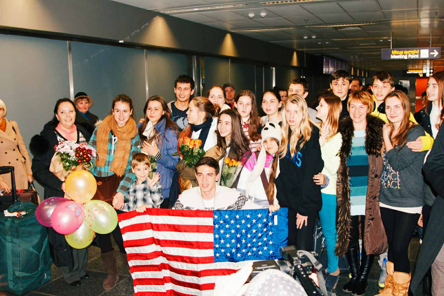 exchange program abroad