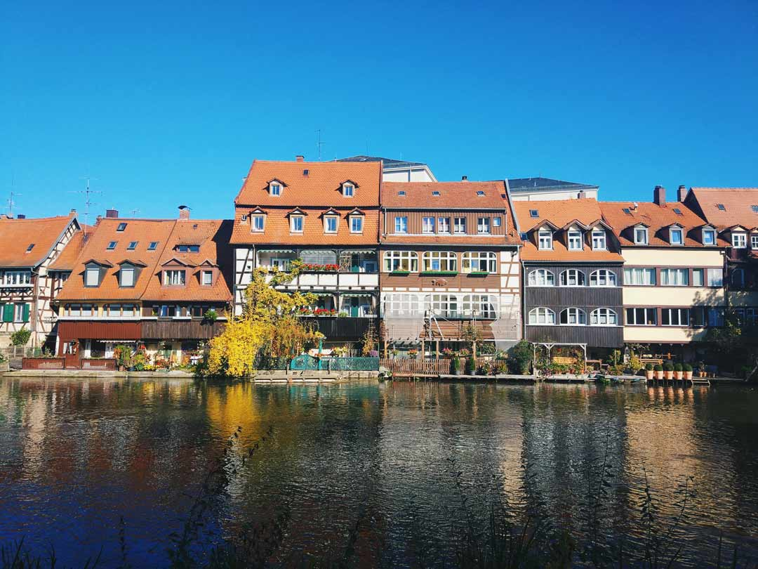 best Bavarians towns