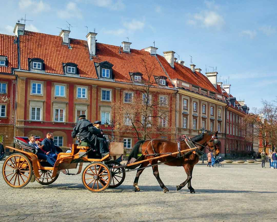 Old Warsaw
