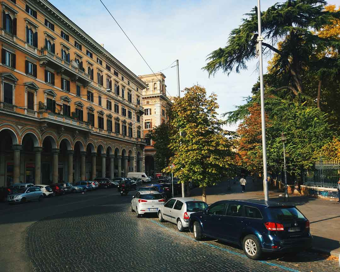 best streets of rome