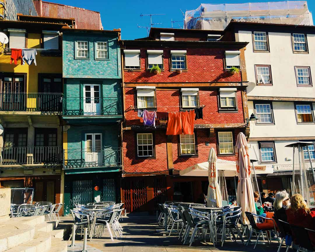 best places of Porto