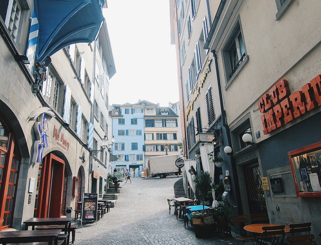 where to go in Zurich